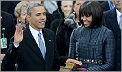 Inauguration of President Obama