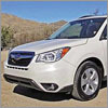 Subaru's 2014 Forester joins the pack