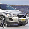 Volvo&#146;s XC60 at home in New England winter