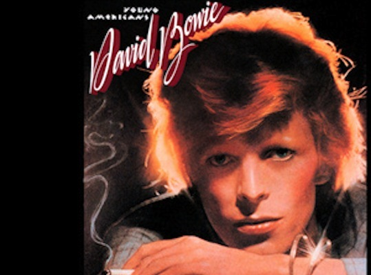 An interesting piece of trivia behind David Bowie's 'Young Americans' album is that the hit single 'Fame' was co-written by fellow Brit John Lennon during a studio studio session in which the two bemoaned the nature of celebrity. The song became Bowie's first number one hit in the US.