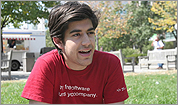 Aaron Swartz charges, suicide