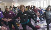 Meditation can bring health benefits