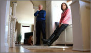 Empty nesters enjoy freedom of downsizing