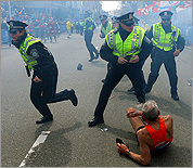 Marathon bombings