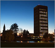 The University of Massachuesetts - Amherst