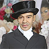 John Galliano won't teach at Parsons after all