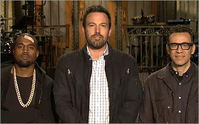 Watch: Top 25 funniest moments on 'SNL'