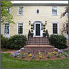 Braintree Colonial has large lot that provides quiet
