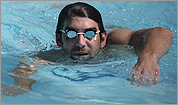 Is Michael Phelps planning a comeback?