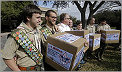 Will Boy Scouts accept gay youth?