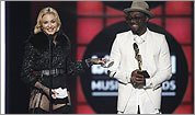 Pictures: Scenes from the Billboard Awards