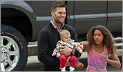 Melt your heart cute: Tom Brady and Vivian