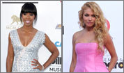 Kelly Rowland, Paulina Rubio