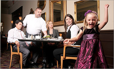 Will you please?!? Your rude restaurant incidents