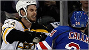 Bruins vs. Rangers Game 4