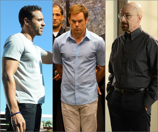 Summer isn't typically a time of year that we like to be pinned in front of the TV, but these 20 shows have us excited for our couch and a cold beverage. Check out the lineup of our top 10 new and returning summer television shows. Some of these have already started, so you may need to play catch-up, but it will be worth it. We promise.