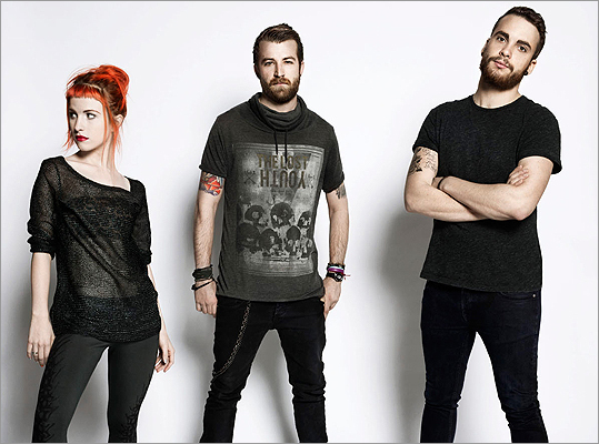 Got a crush on Paramore's front-woman Hayley Williams? Dying to see the band live? Don't riot—Boston.com's $20 Tuesdays has your tickets to see the Tennessee punk group Paramore at the DCU Center in Worcester here , courtesy of LiveNation. And while you're counting down the days 'till the show, take a look at five reasons why Paramore rocks. It's far from misery business.