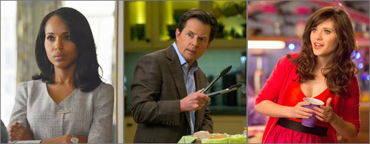 We're still mourning the loss of 'Dexter' and 'Breaking Bad' over here, but we're getting over it with a little help from the fall TV lineup. We've wrangled everything from the highly anticipated new ('The Michael J. Fox Show') to the can't-miss old ('Scandal') and the quirky in-between ('New Girl') in our A-Z list.