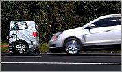 Top-rated crash prevention cars