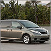 Man up with these minivans