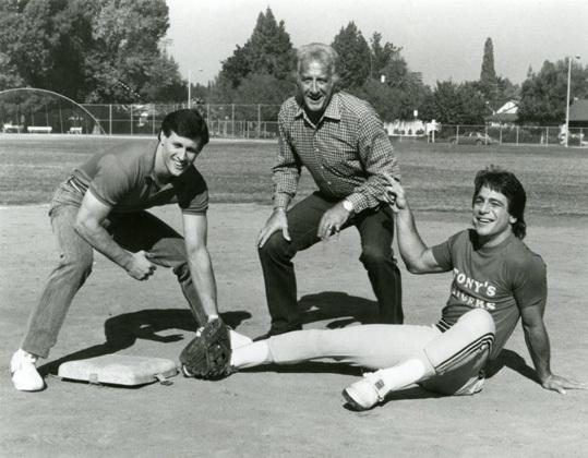 2nd base: Tony Micelli