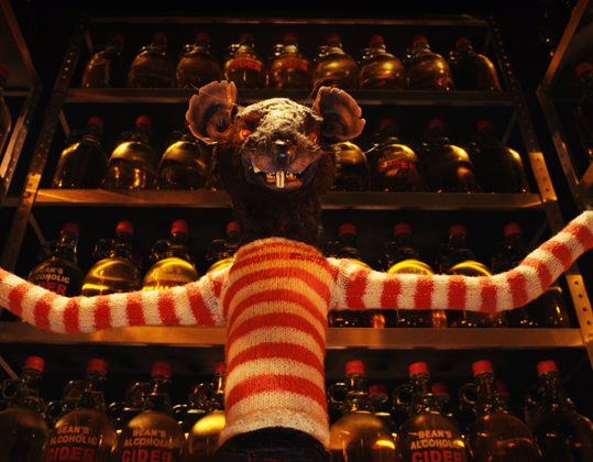11. Rat 'Fantastic Mr. Fox'