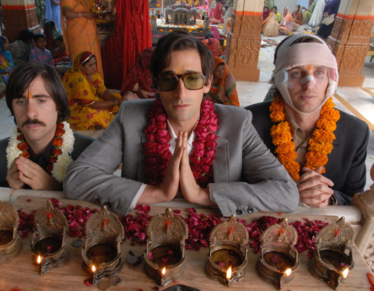 7. The Whitmans 'The Darjeeling Limited'