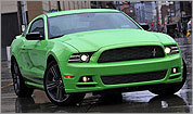 10 most stolen 'sporty' cars