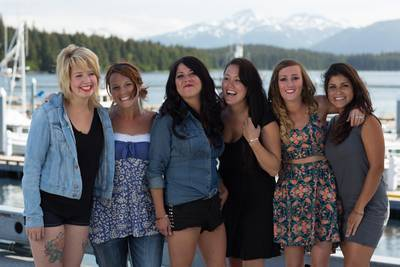 'Alaskan Women Looking for Love' Plot : When you grow up in rural Alaska, or any other small town for that matter, your choices for a significant other are typically limited. TLC decided to take a group of six young women from a small fishing village in Alaska to the bustling beach city of Miami. The women look for potential husbands, and in the end some bring them home. Gold mine?'