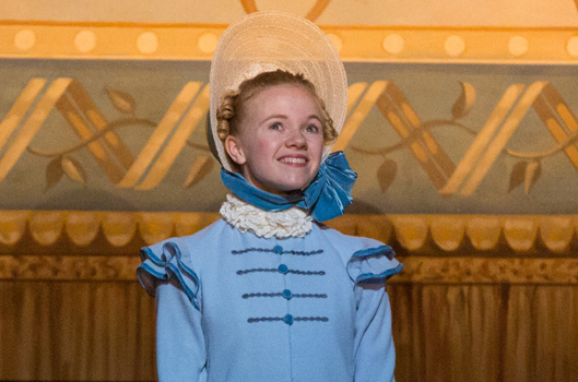 Clara Silberhaus Considered the main character in The Nutcracker . Clara is curious and brave. She loves adventure, but hates mice.