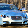 Jaguar XF loses 2 cylinders, keeps its claws