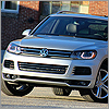 VW Touareg Delivers Efficient Performance