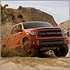 Toyota Tundra TRD rides like a pro