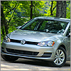 Golf TDI clean-diesel makes going green fun