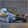 Stylish Hyundai Sonata emphasizes safety, technology