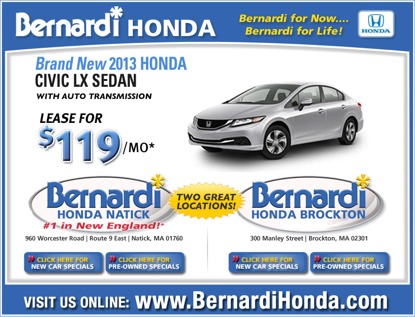 Used vehicles for sale near shrewsbury ma autos post for Honda dealer worcester ma