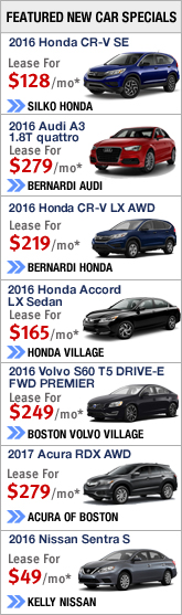 Featured New Car Specials