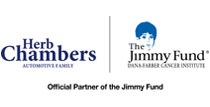 Official Partner of the Jimmy Fund