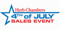 Herb Chambers 4th of July Sales Event