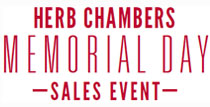 Herb Chambers Memorial Day Sales Event