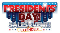 Herb Chambers Presidents Day Sales Event!