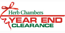 Herb Chambers Year End Clearance