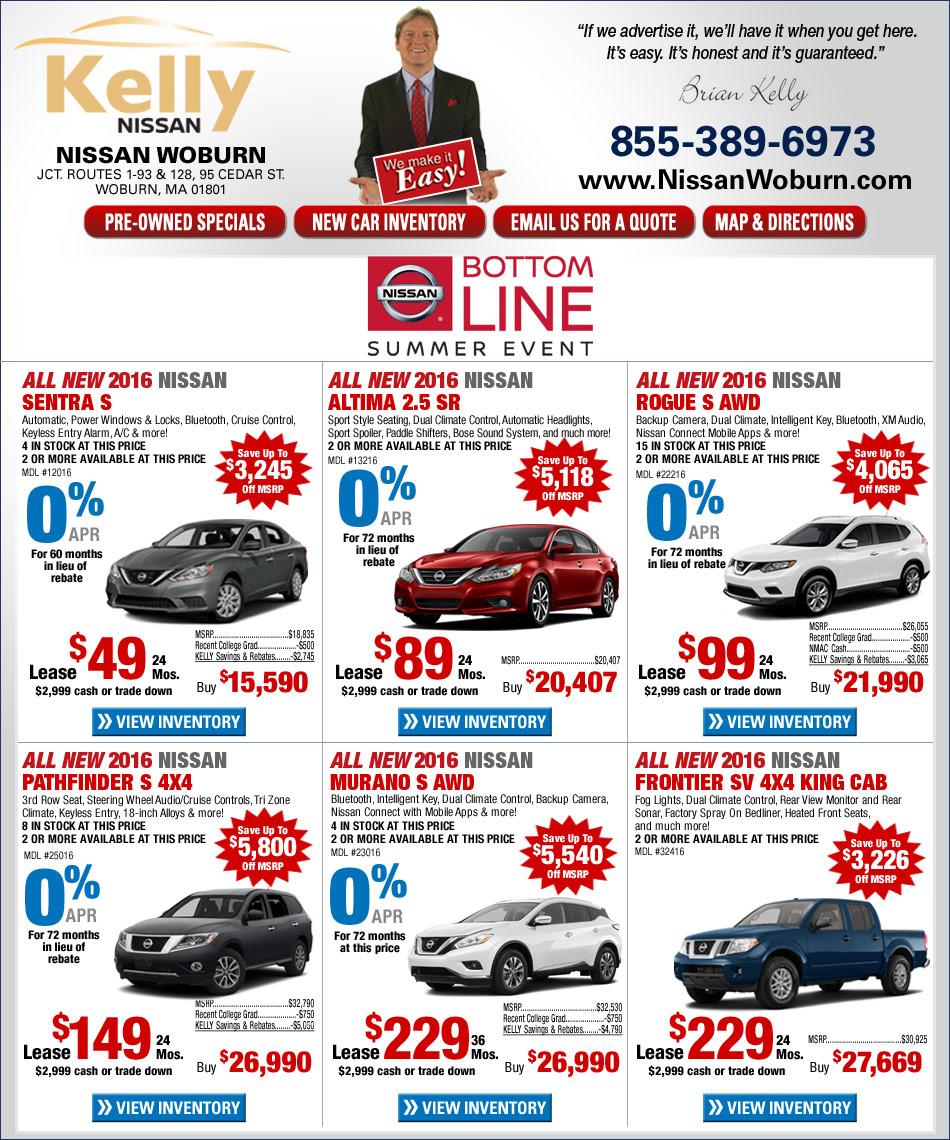 Nissan Dealer Boston