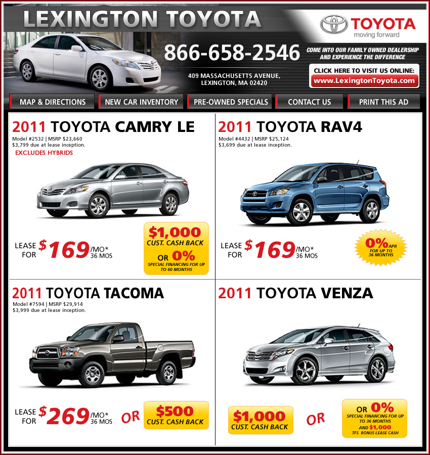 toyota rav4 lease specials lease a toyota rav4 2014 autos post. Black Bedroom Furniture Sets. Home Design Ideas