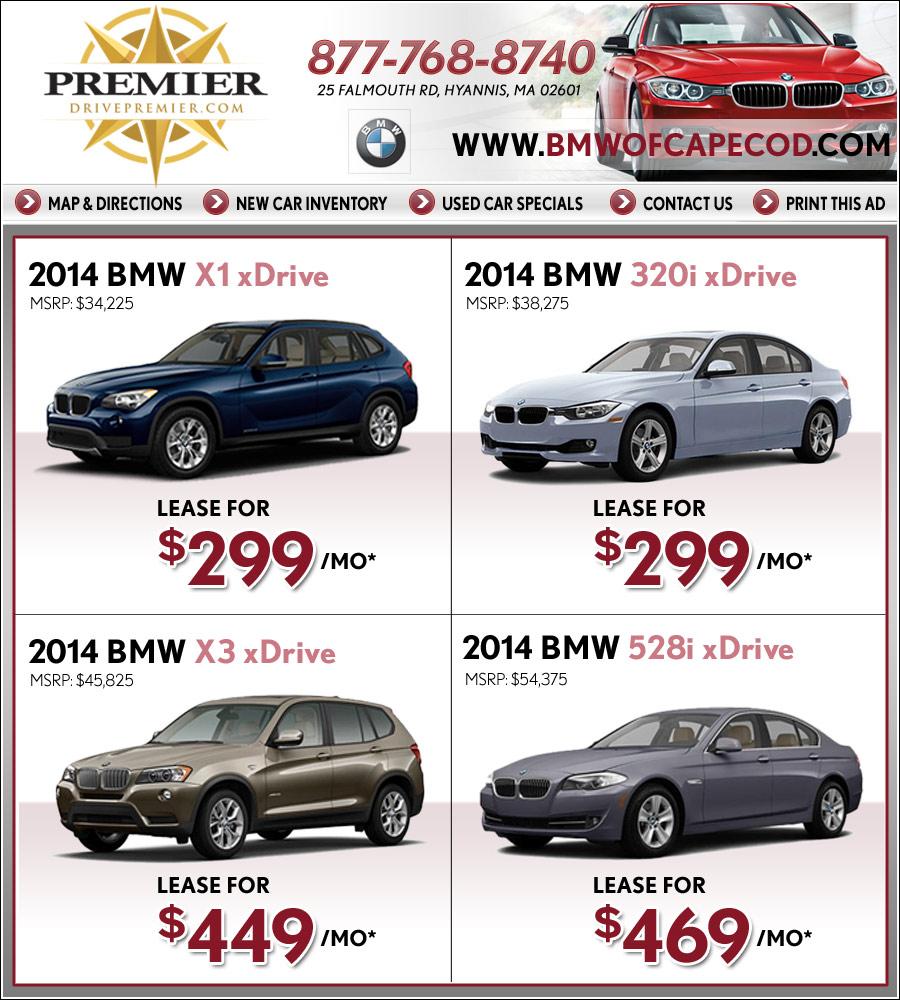 Premier BMW Cape Cod On Boston.com