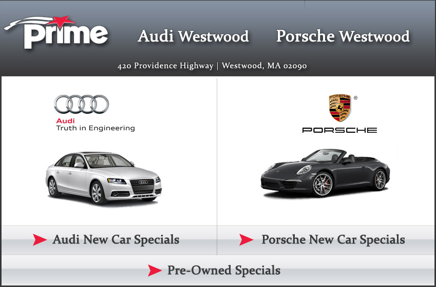 Audi And Porsche Dealer Serving Boston Audi Of Westwood