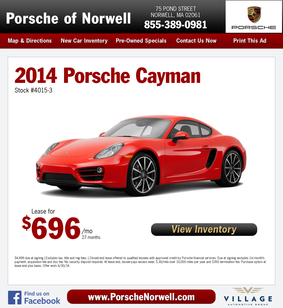 Porsche Norwell Porsche Dealer On Boston S South Shore