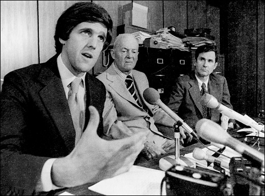 John Kerry: Candidate in the Making