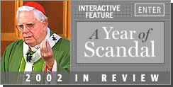 A Year of Scandal: 2002 in Review