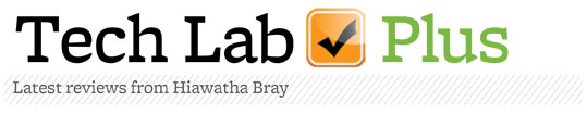 Tech Lab Plus - Latest reviews by Hiawatha Bray
